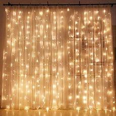 copperwirelamp, flashinglampstring, Exterior, led