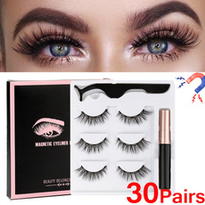False Eyelashes, Fashion, pestañasmagnetica, Beauty