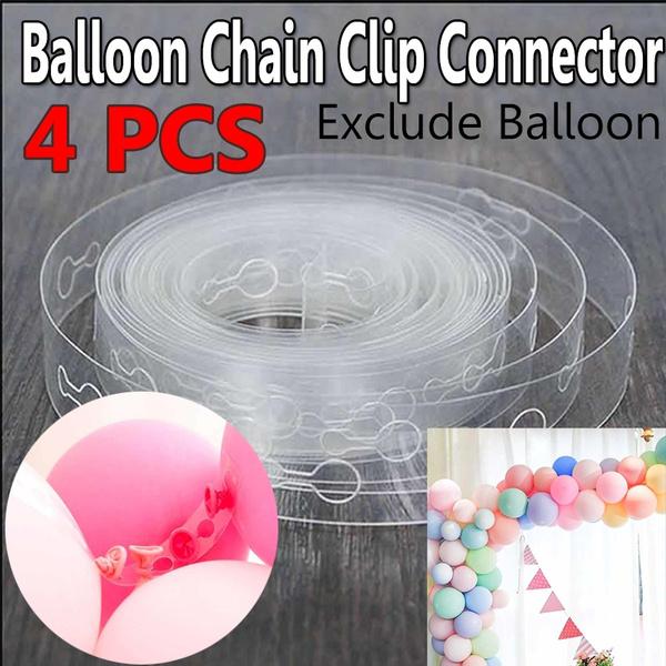 decoration, balloonlink, Chain, birthdayballoon