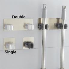 adhesivehook, Bathroom, singlehook, mophanger