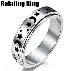 Steel, anxiety, Star, wedding ring