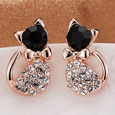 Jewelry, bowtieearring, Gifts, Stud Earring