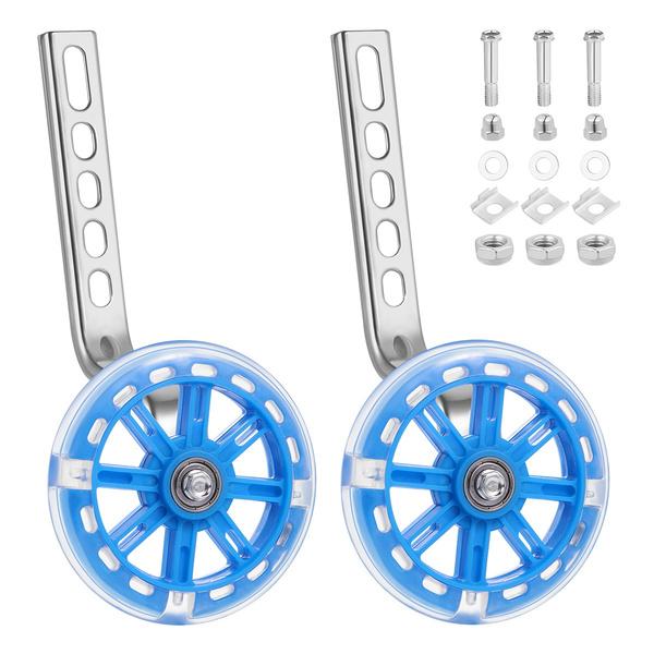 Blues, bicyclebalancewheel, glowingtrainingwheel, universaltrainingwheel
