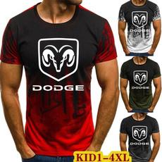 Dodge, Summer, Shorts, Necks