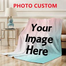 Fleece, Mats, blanketpersonalized, Blanket