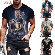 viking, Summer, Fashion, Shirt
