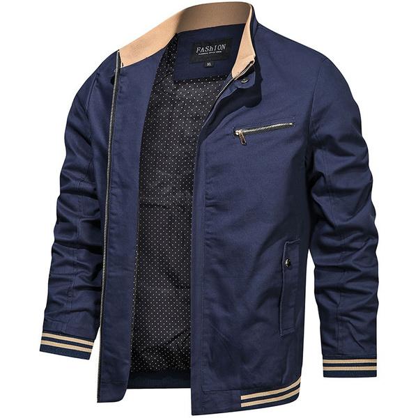 blazerjacket, Casual Jackets, cottonjacket, Spring/Autumn