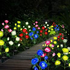 solarflowerlight, solarlight, solargardenlight, Garden