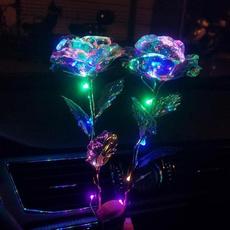 Decor, Flowers, led, Jewelry