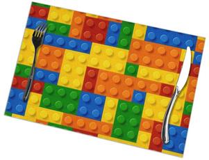 Plastic, squareplacemat, Kitchen, smallplacemat