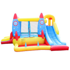 house, Inflatable, Castle, kids