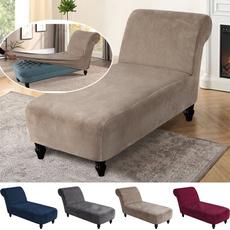 chaircover, velvet, room, Home & Living