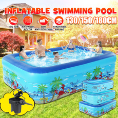 Outdoor, Family, inflatableswimmingpool, Inflatable