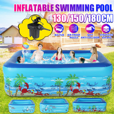 Outdoor, Garden, Family, inflatableswimmingpool