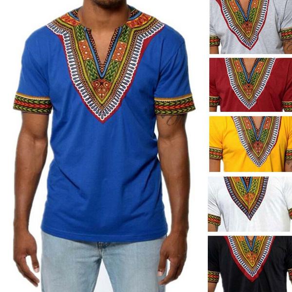 Shorts, Shirt, Sleeve, africanshirt