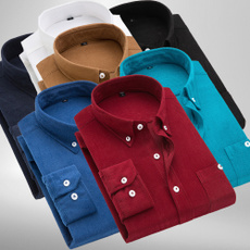 slim fit shirt, Plus Size, flannelshirt, Shirt