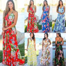 Summer, Plus Size, Dress, Party Dress