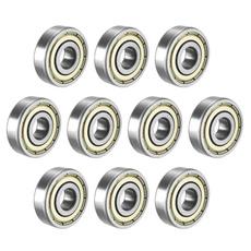 Steel, Bearings, shield, skateboardbearing