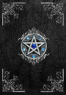 Beautiful, wiccan, witchcraftreligionspirituality, pentagram