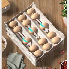 Box, eggrackshelf, eggholder, eggfreshstoragebox