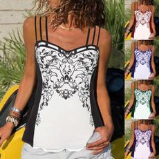 shirtsforwomen, Summer, Fashion, printed shirts