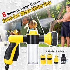 water, Garden, Cars, watersprinkle