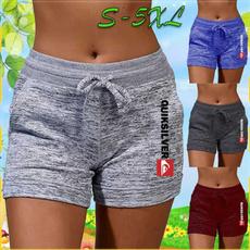 Summer, yoga pants, pants, Slim Fit