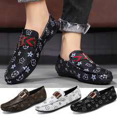 casual shoes, Summer, Fashion, leather shoes
