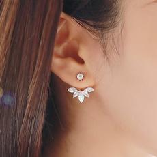 Fashion, Stud, Crystal Jewelry, Stud Earring