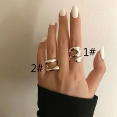 Sterling, Couple Rings, Fashion, Jewelry