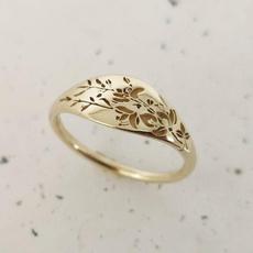 Beautiful, goldringsforwomen, wedding ring, gold
