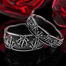 Antique, ringsformen, Plants, Fashion