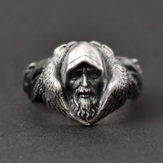 Sterling, Goth, Stainless Steel, sterling silver