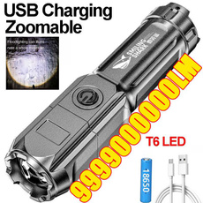 Flashlight, ledtorch, led, camping