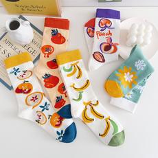 cute, Street, Tubes, Socks