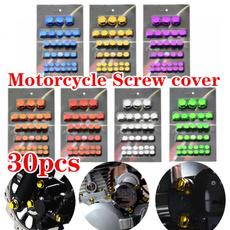 motorcycleaccessorie, motorcyclescrew, headscrew, screwcover