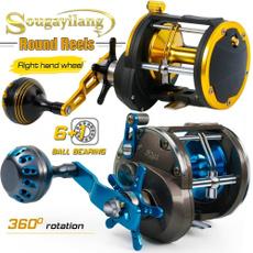 spinningfishingreel, Aluminum, castingreel, metalfishingreel
