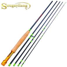 Fiber, Bass, fishingrod, carbon fiber