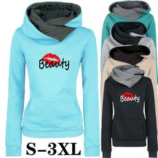 Collar, Fashion, Winter, black hoodie