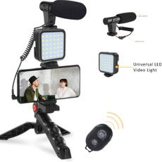 Microphone, Smartphones, Remote, tabletripodkit