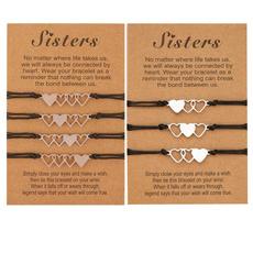 Steel, Heart, Jewelry, Family