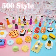 Box, Mini, foodmodel, breakfastplate
