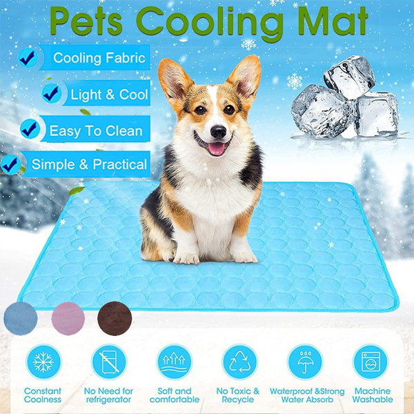 Summer, petcoolingmat, dogcoolermat, coolingdogbed