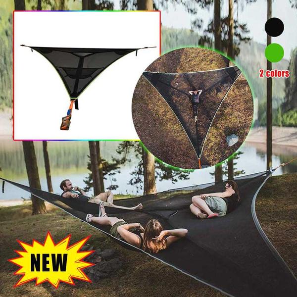 multifunctionaltrianglehammock, Outdoor, gardenfurniture, outdoorhammock