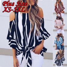 blouse, Summer, Plus Size, tunic