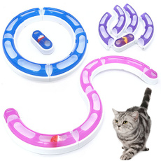 cattoyball, Toy, playtunnelforcat, Pets