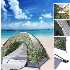 camouflagetent, outdoortent, camping, Sports & Outdoors