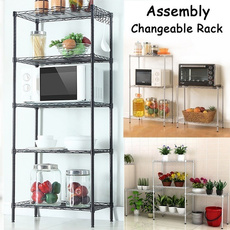 kitchenstoragerack, adjustablewireshelving, Kitchen & Dining, rackshelf