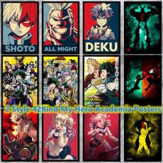 myheroacademia, animewallsticker, Posters, mhaposter