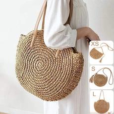 Summer, Capacity, strawbag, beachbag